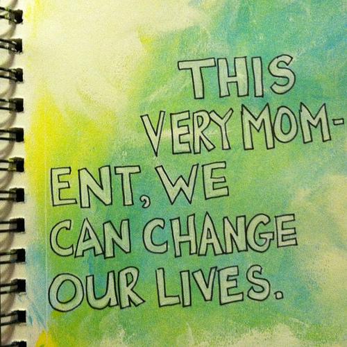 自分が変われば環境も変わる