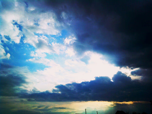 キレイな空でした!だと伝わらない。自分の気持ちの伝え方